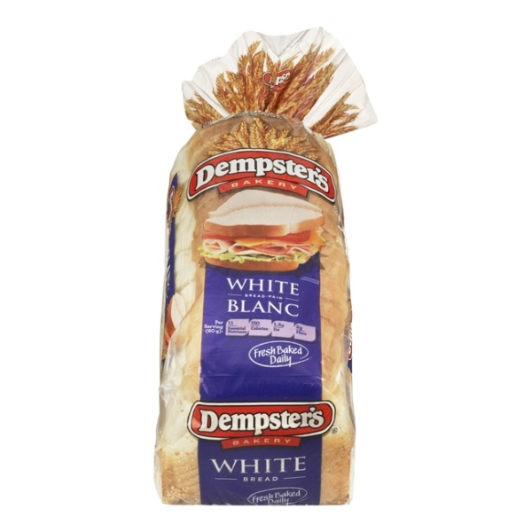 dempsters white bread