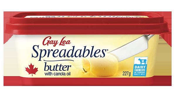 Gay Lea Foods Regular Spreadables Butter