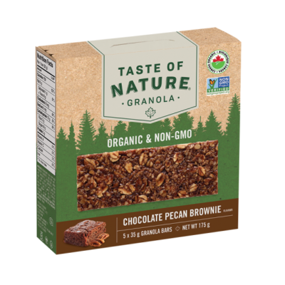 taste-of-nature granola-bar-chocolate-peacan-whistler-grocery-service-delivery
