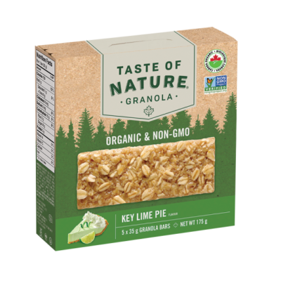 taste-of-nature granola-bar-key-lime-pie-whistler-grocery-service-delivery