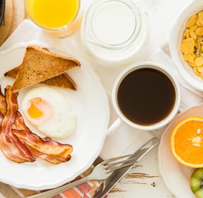 breakfast quick shop